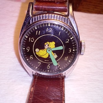BIRTHDAY SIERIES - Wristwatches