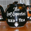 The Long Expected Ice Tea Pot Dispenser Display 