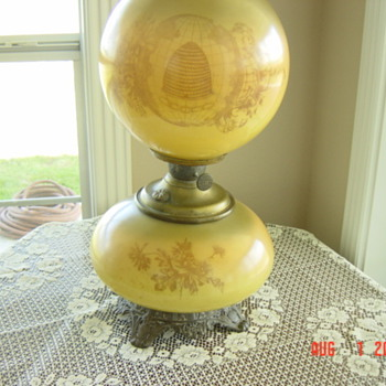 mantel lamp co of u.s.a.