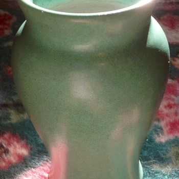 My Favorite Marblehead Pottery Vase 
