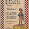 1914 - Cox&#039;s Gelatin Advertisement