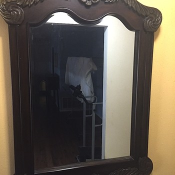 Can you tell me any details about this mirror?