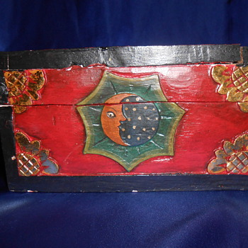 Folk Art Box - Folk Art