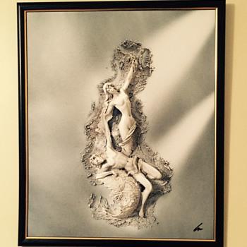 Sculpture picture  - Visual Art