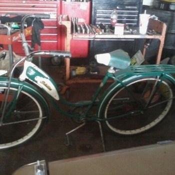 1951-1958  Schwinn Hornet - Outdoor Sports