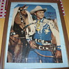 signed roy rogers and trigger