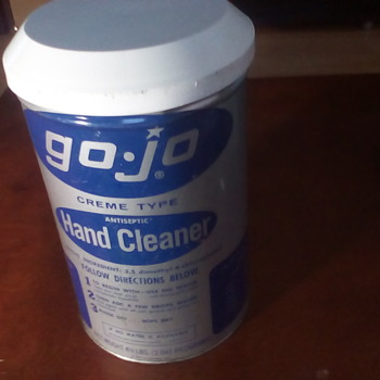 Gojo Hand Cleaner Tin
