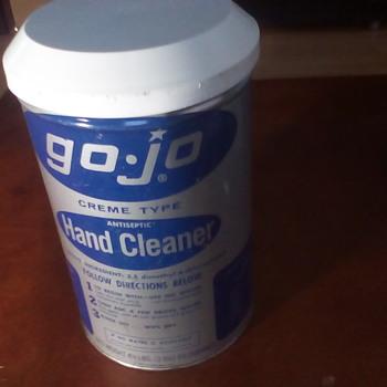 Gojo Hand Cleaner Tin - Petroliana