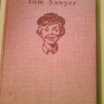 The Adventures of Tom Sawyer-- Copyright 1936
