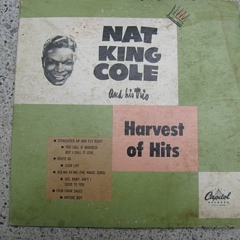 Nat King Cole... - Records