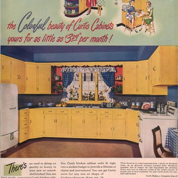 1950 Curtis Company Advertisement