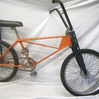 My first old school BMX project - Outdoor Sports