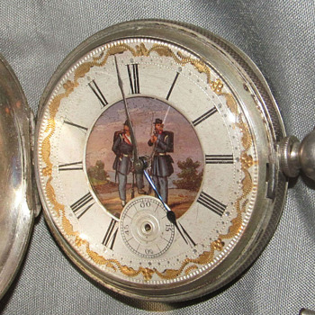 My collection: Pocket Watch unkown