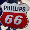 Phillips 66 Gasoline Sign