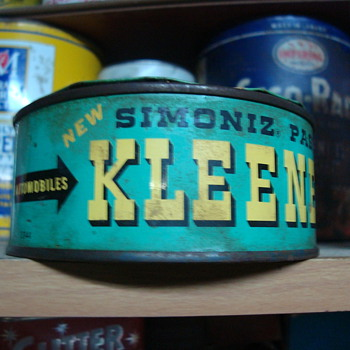 kleen     can   - Petroliana