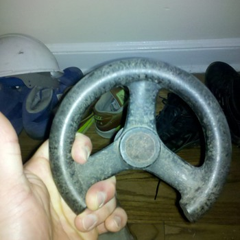 james bond, thunderball. steering wheel from submarine  - Movies