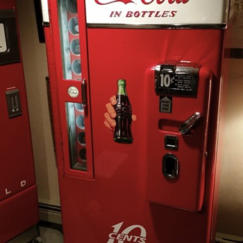 my other coke machine - Coca-Cola