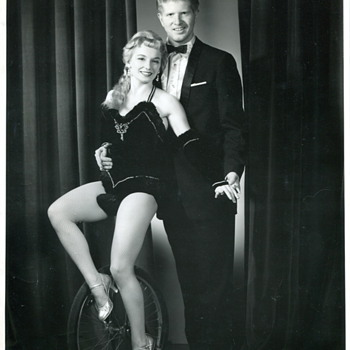 Old Show Business Promo Photo