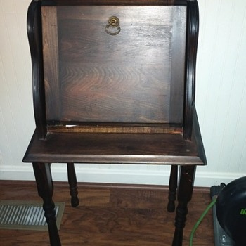 Small Secretary desk - Furniture