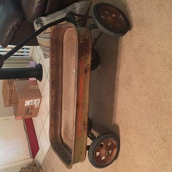 GTO Pull Wagon