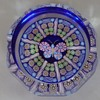 Perthshire Paperweight 1997 Butterfly