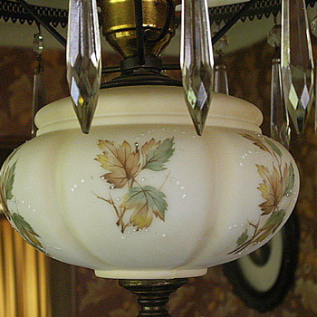 Vintage Hanging Lamp