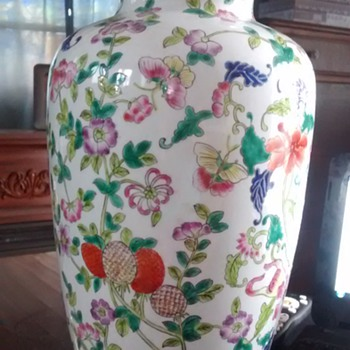 Beautiful Vase - Asian