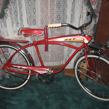 "My 1961 AMF Roadmaster 24"" ""JET PILOT"" - Sporting Goods"