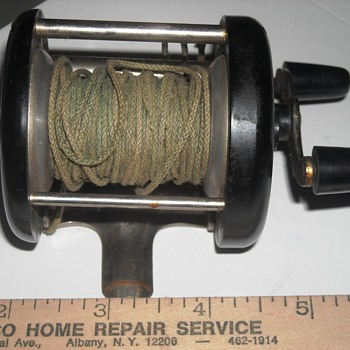 Chief fishing reel? - Fishing