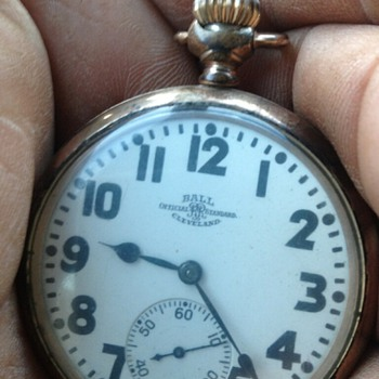 small watches of a friend - Pocket Watches