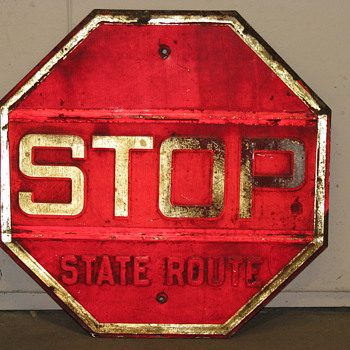 Stop - State Route