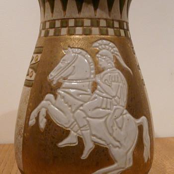 Riessner, Stellmacher & Kessel Amphora - Pottery