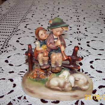 Hummel from Germany - Figurines