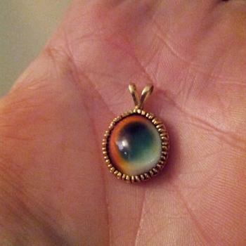 Beautiful and unique stone pendant. - Fine Jewelry