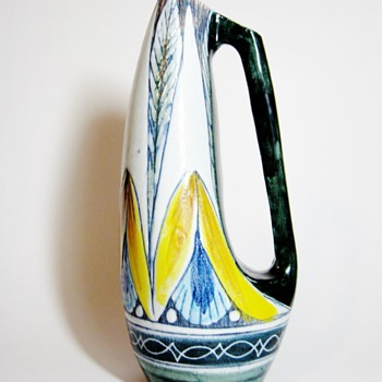 MARIAN ZAWADZKI ?  FOR TILGMAN'S -SWEDEN - Art Pottery