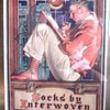 J.C. LEYENDECKER AND INTERWOVEN SOCKS.  WOW!