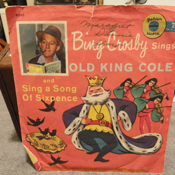 1957 Bing Crosby 45