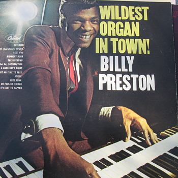 Billy Preston............