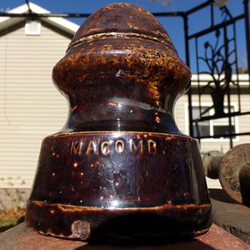 Macomb Insulators Are Good - Tools and Hardware