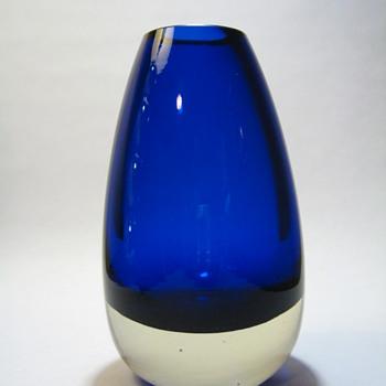 TAMARA ALADIN FOR RIIHAEN LASI OY RIIHIMAKI -FINLAND  - Art Glass