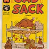 SAD SACK Comic Book - 1961