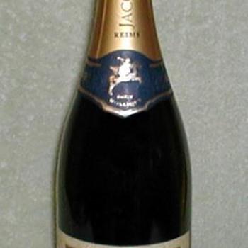 1999 - Champagne Jacquart Brut - Bottles