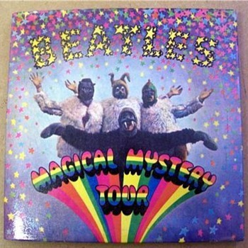 "Beatles ""Magical Mystery Tour"" UK EPs - Music"