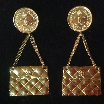 Chanel Earrings Fake or Real