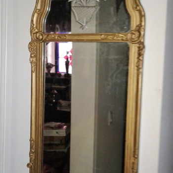 Beautiful Cathedral Mirror