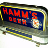 1930&#039;s Hamm&#039;s deco backbar light