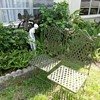 wrought iron folding chairs