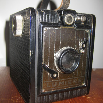 Lumiere ScoutBox camera