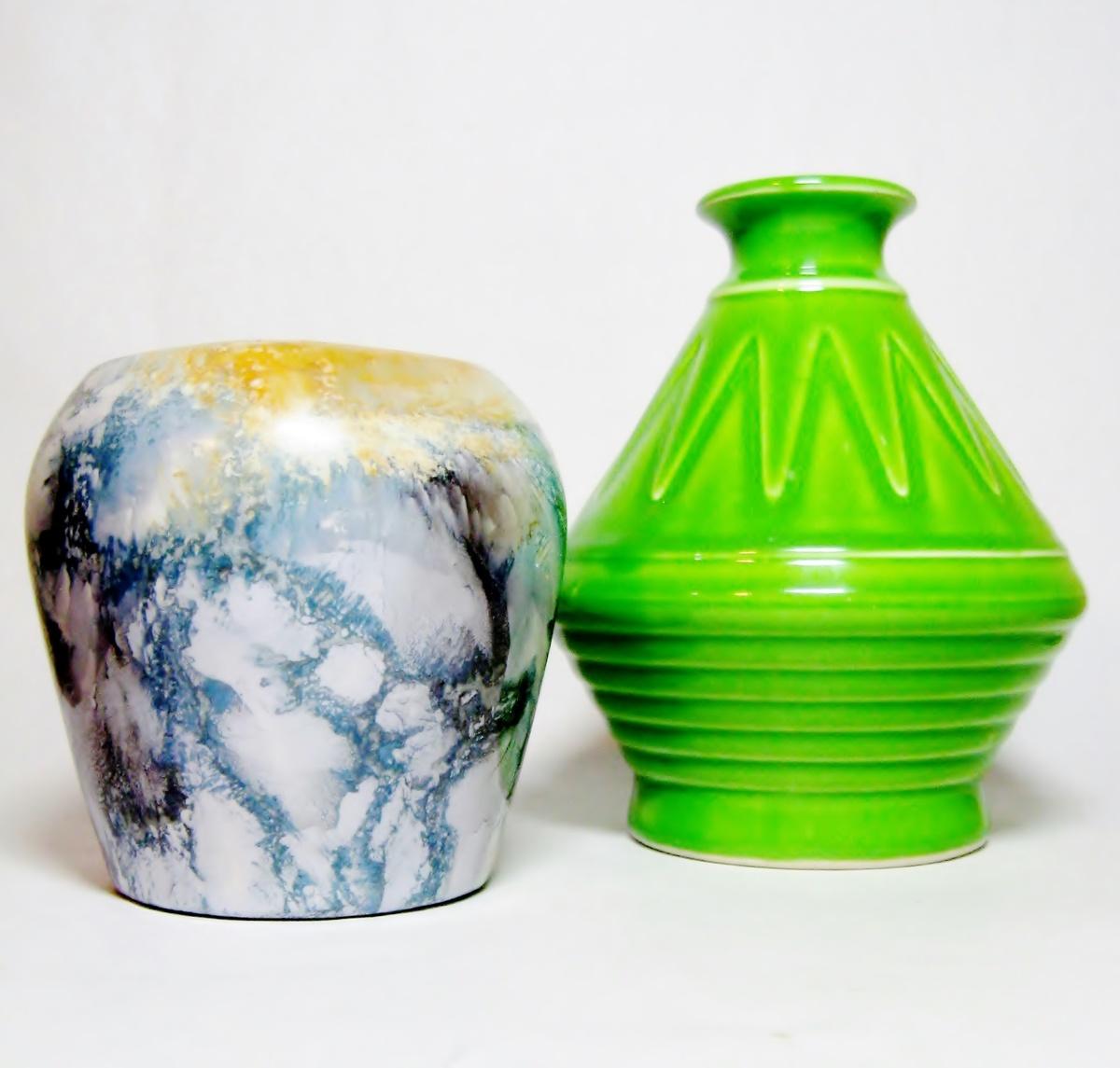 villeroy boch art deco vase collectors weekly. Black Bedroom Furniture Sets. Home Design Ideas
