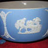 Wedgwood Blue Jasper Dip Footed Bowl (Pre 1900&#039;s)